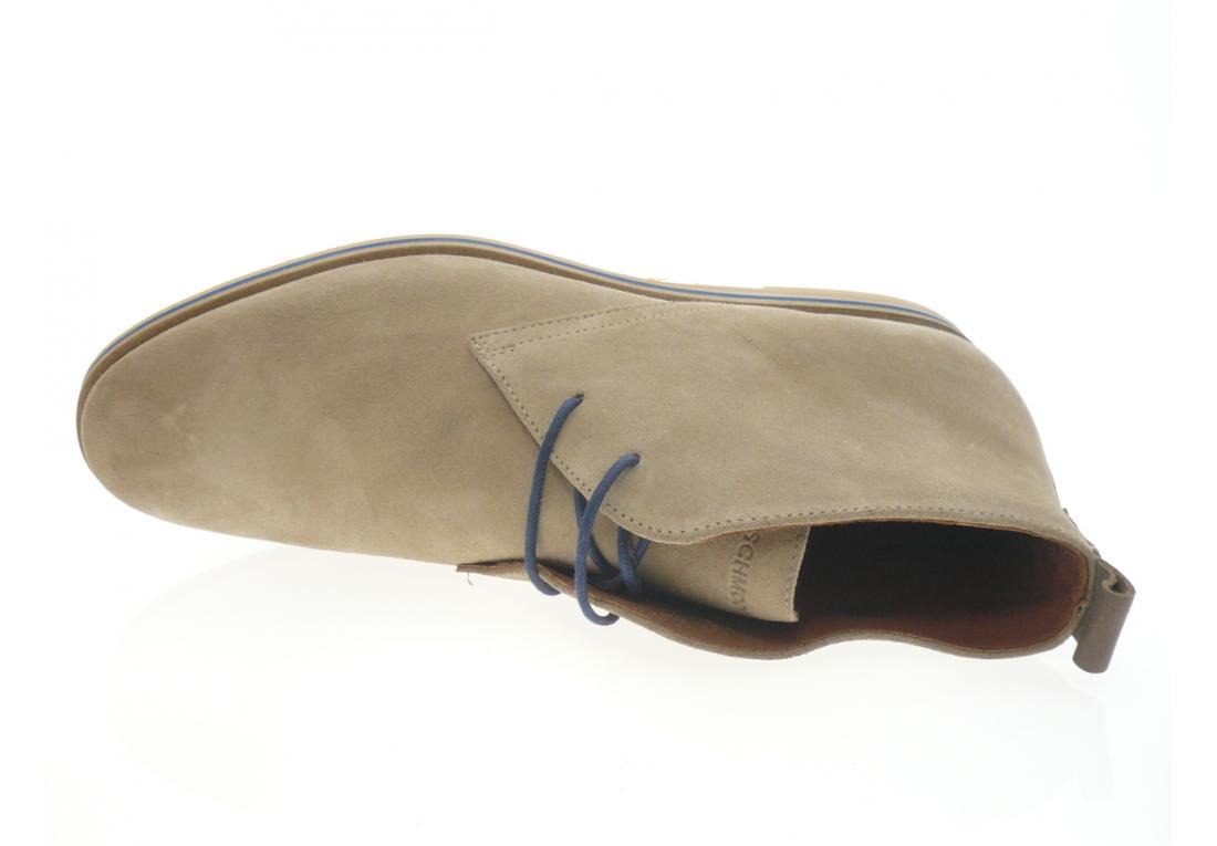 Schmoove - Boots DRIVER DESERT - DAIM BEIGE