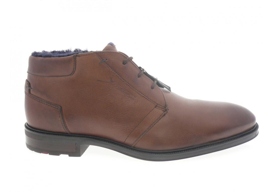 lloyd - Boots MARLON - COGNAC