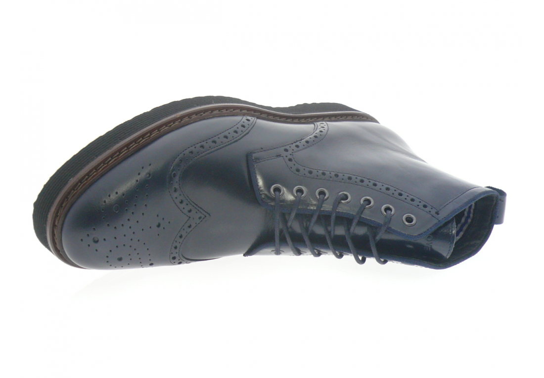 Schmoove - Boots ROMA BOOTS - MARINE