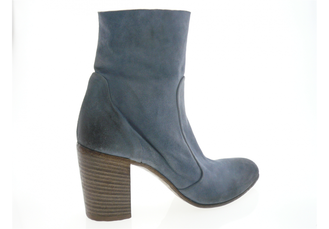strategia - Boots 4880 - DAIM BLEU