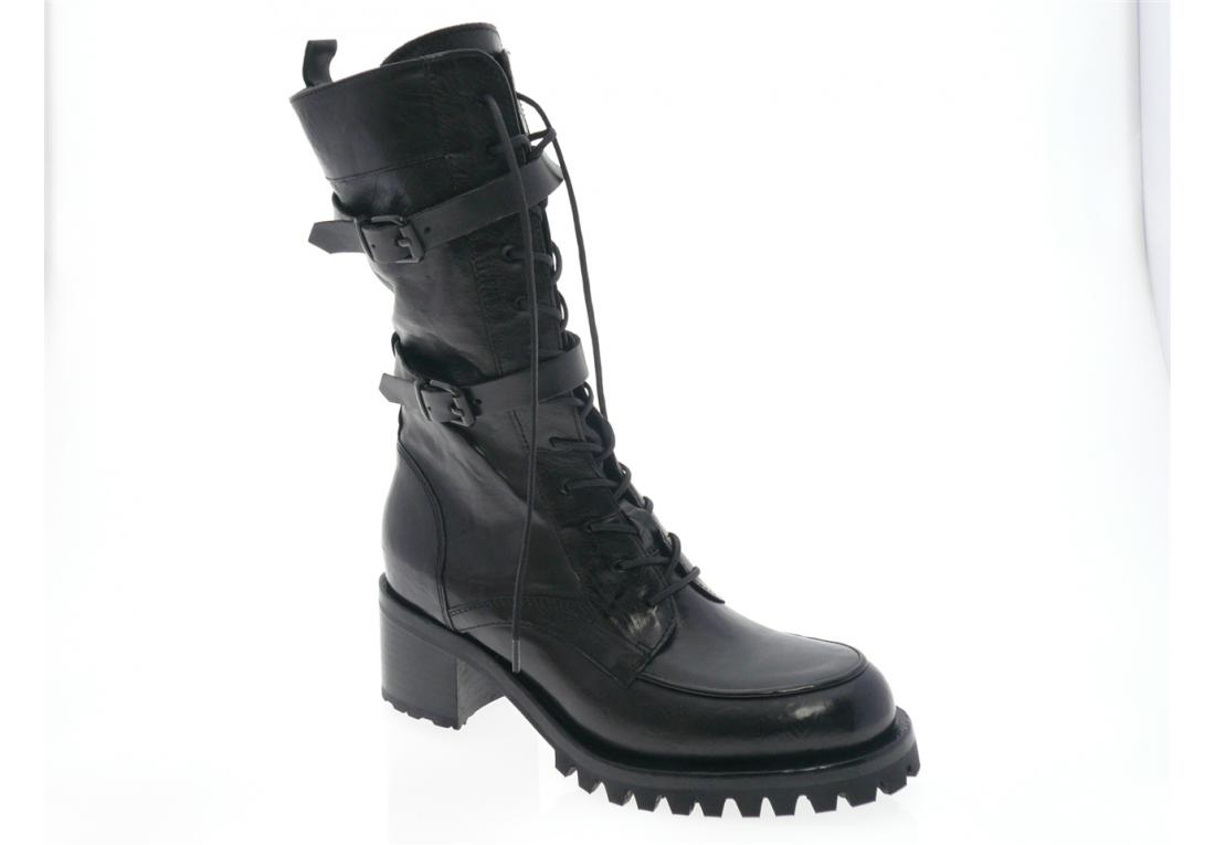 ducanero - Boots 3111 - NOIR