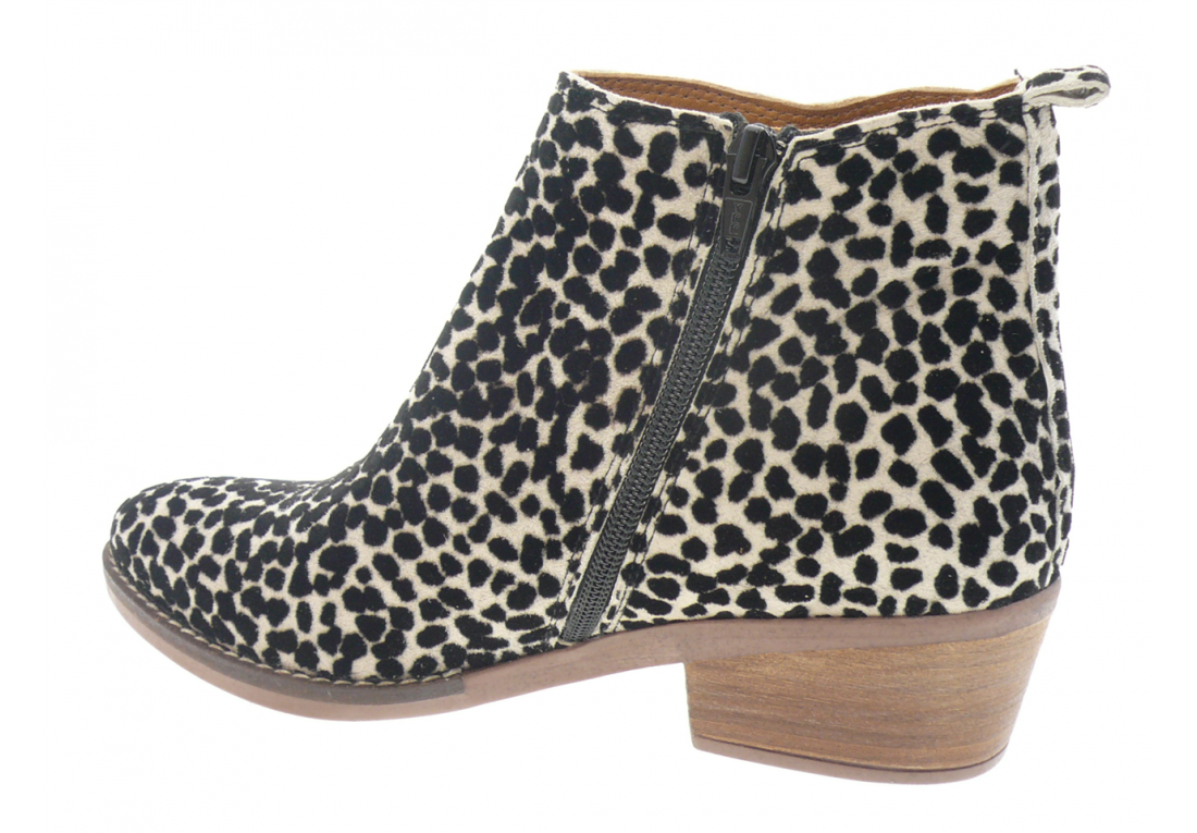 aliwell - Boots VITTO - LEOPARD