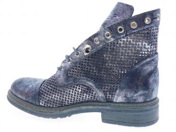 Fru.It Now - Boots 6011 - BLEU METAL