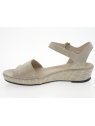 brunate - Nu pied SD552 - DAIM BEIGE