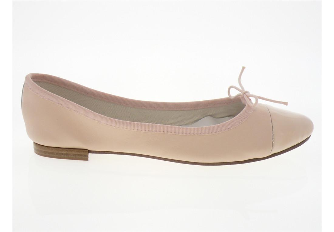 repetto - Ballerine FLORA - ROSE CLAIR